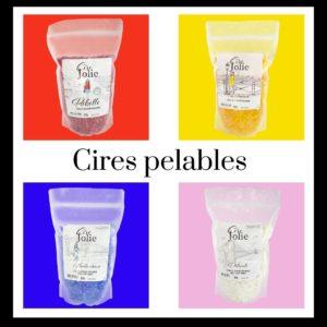 Cire Pelable